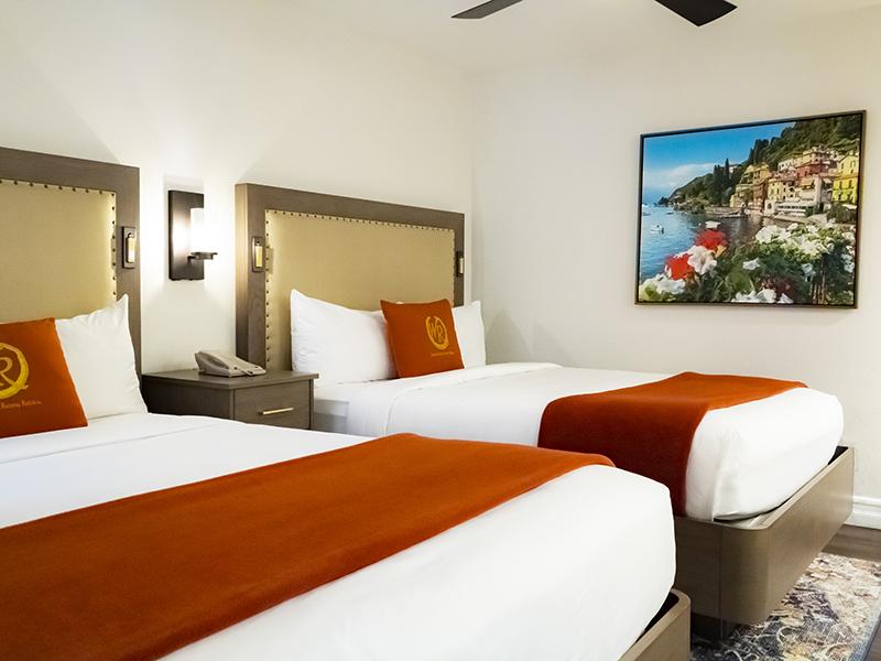 Two Bedroom Deluxe Villa