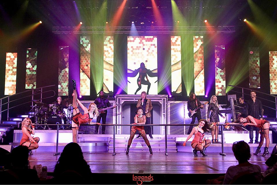 Legends in Concert - Legends in Concert