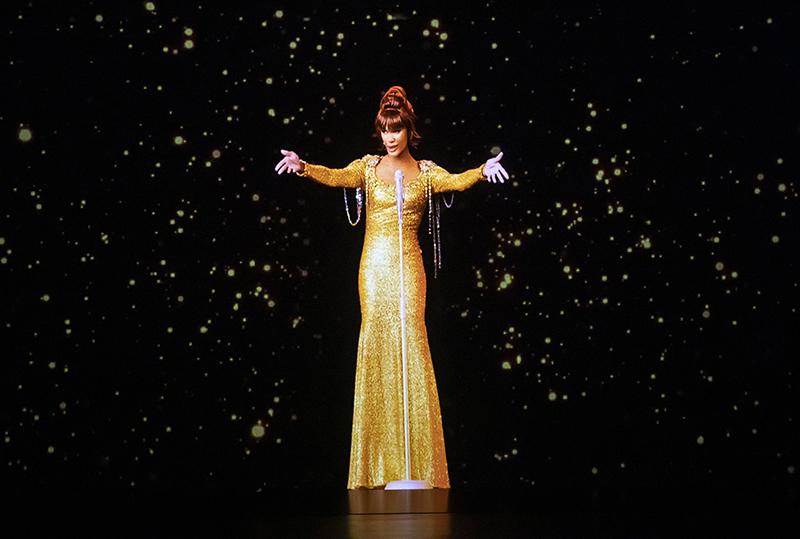 An Evening with Whitney: The Whitney Houston Hologram Concert - Whitney Houston Slideshow 3