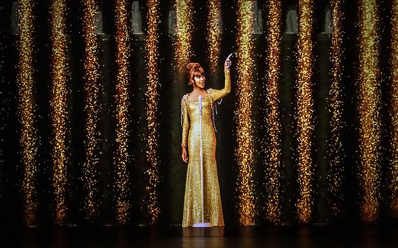 An Evening with Whitney: The Whitney Houston Hologram Concert - Whitney Houston Slideshow 5