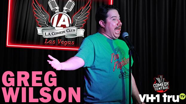 LA Comedy Club - LA Comedy Club Greg Wilson
