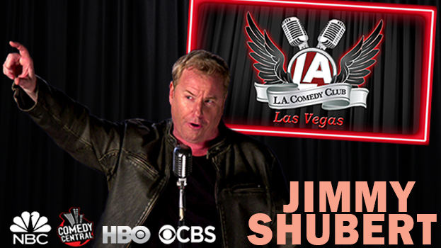 LA Comedy Club - LA Comedy Club Jimmy Shubert