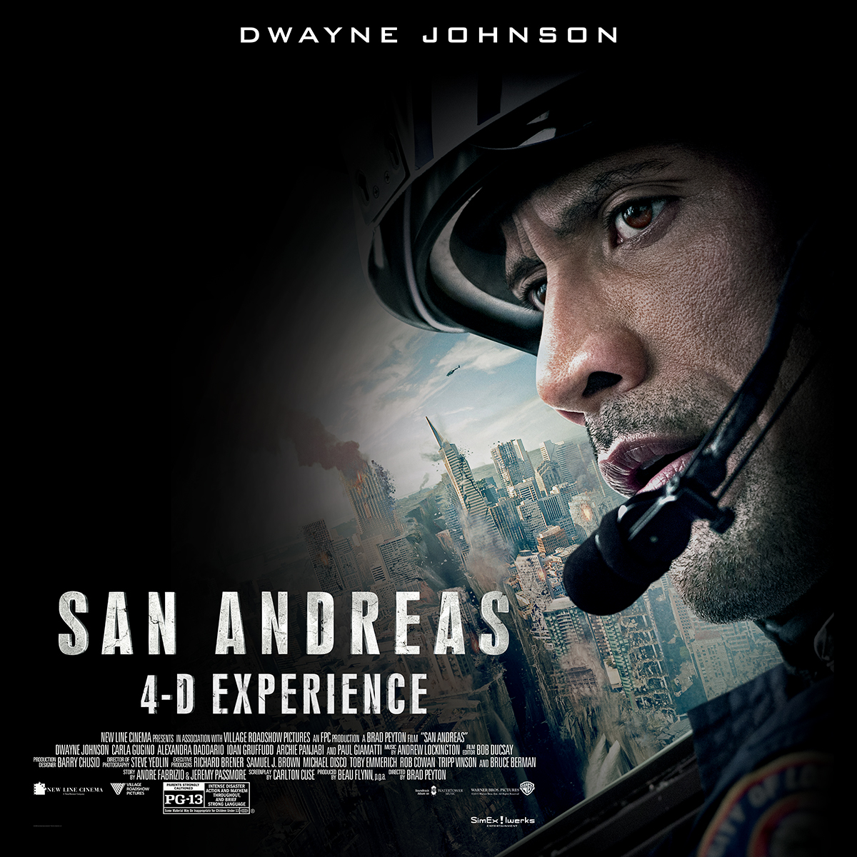 4D Ultimate Experience - 4D Experience San Andreas