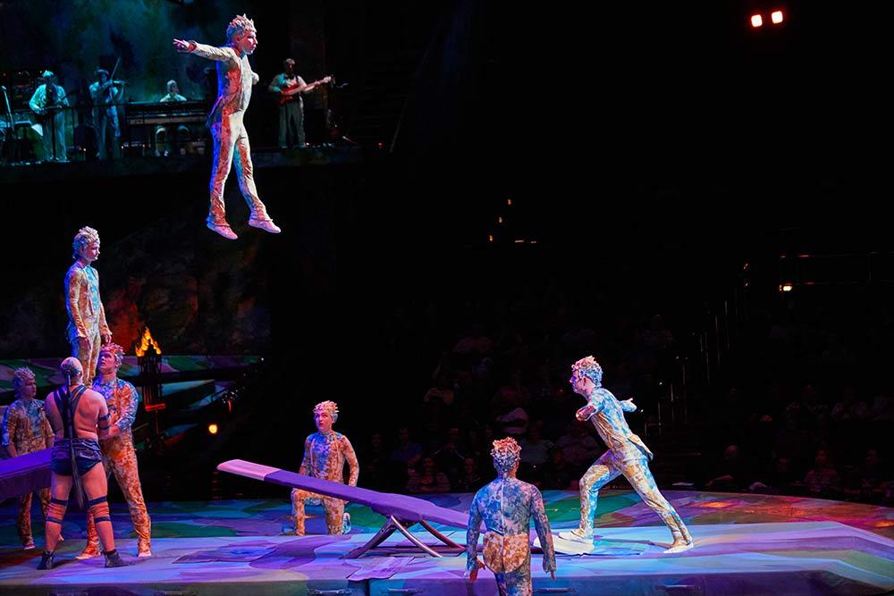 Mystère by Cirque du Soleil - Mystère