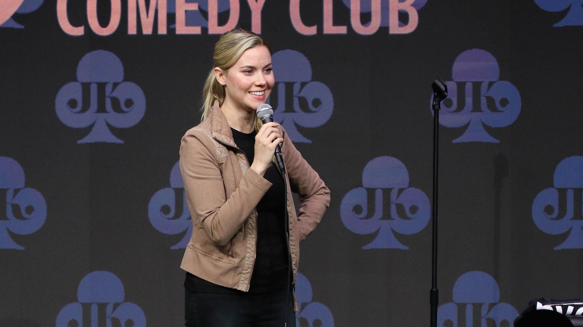 Jimmy Kimmel's Comedy Club - Jimmy Kimmel's Comedy Club: Kelsey Cook