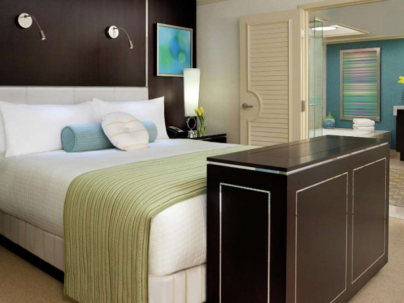 One Bedroom Tower Suite