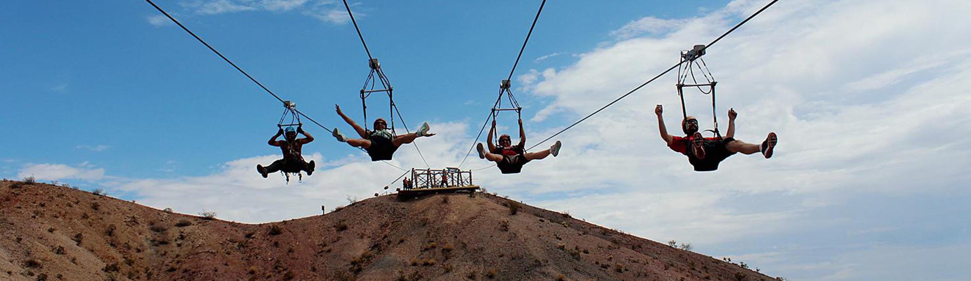 Flightlinez Bootleg Canyon tour