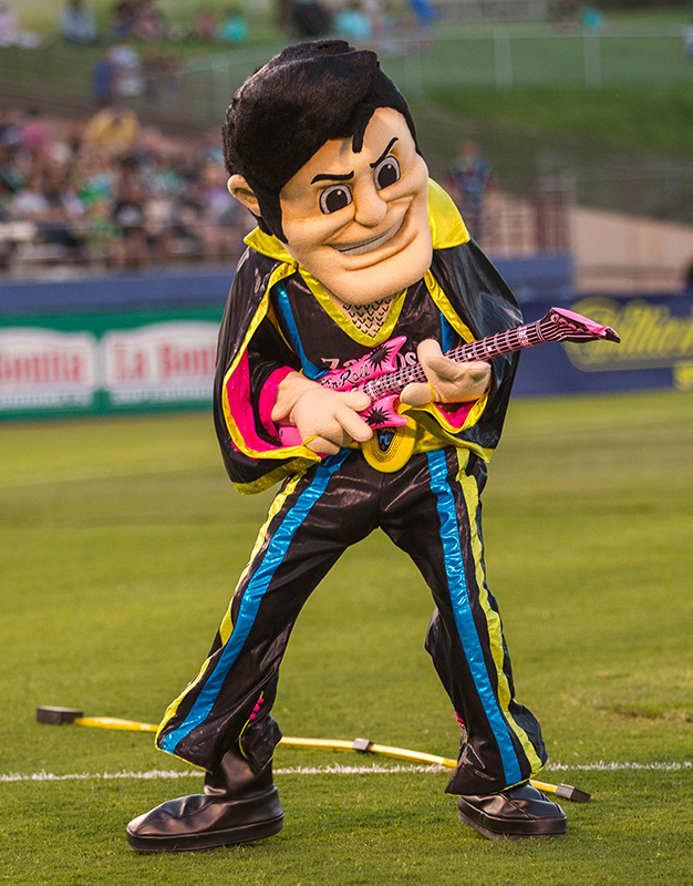 Las Vegas Lights FC Professional Soccer - Cash the Soccer Rocker