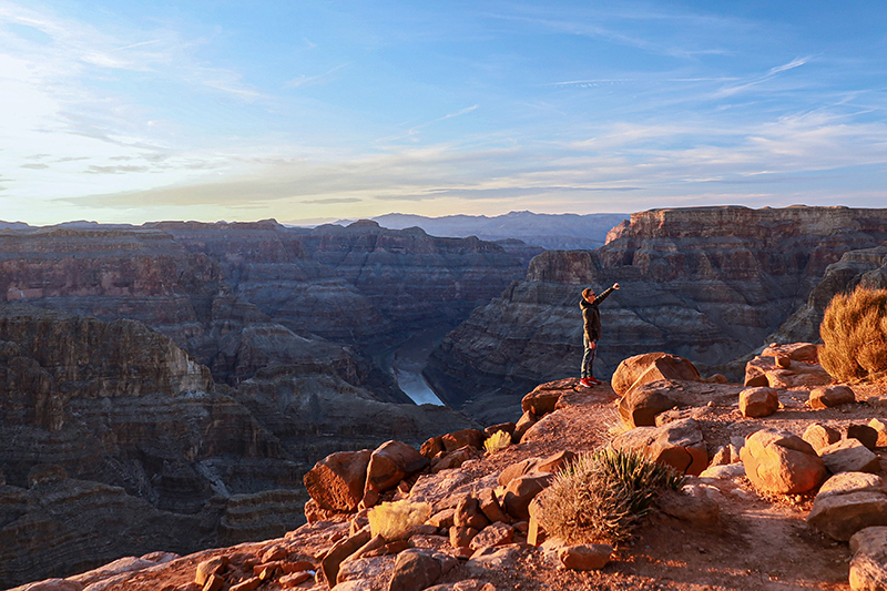 Grand Canyon Experience - Grand Canyon Overlook