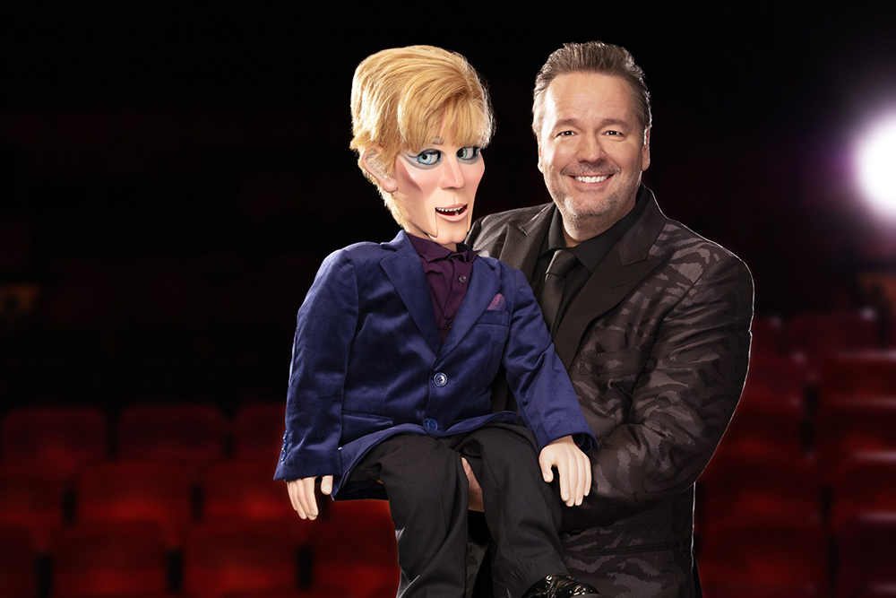 Terry Fator: Who's the Dummy Now - David Bowie