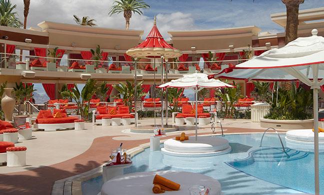 Las Vegas Hotel Pools Pool Hours Amenities Vegas Com