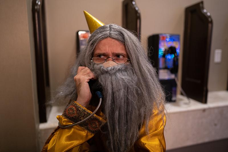 Piff the Magic Dragon show - Piff The Magic Dragon Show