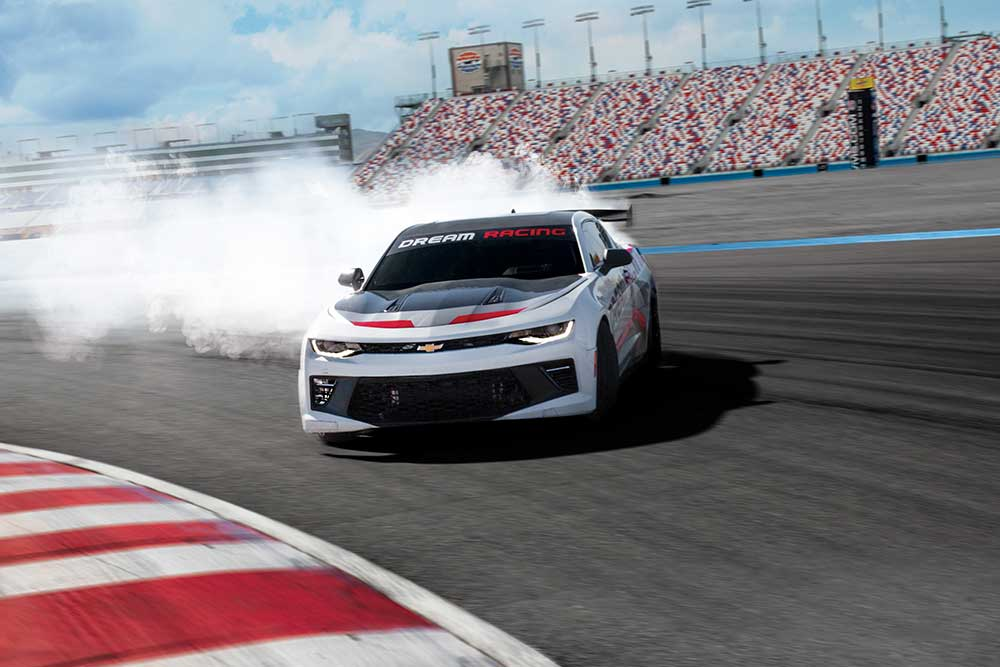 Dream Racing Driving Experience -