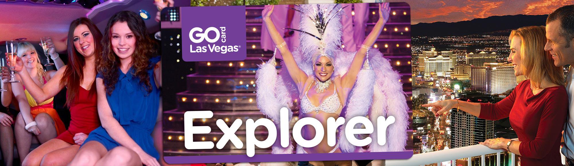 Las Vegas Explorer Pass attraction