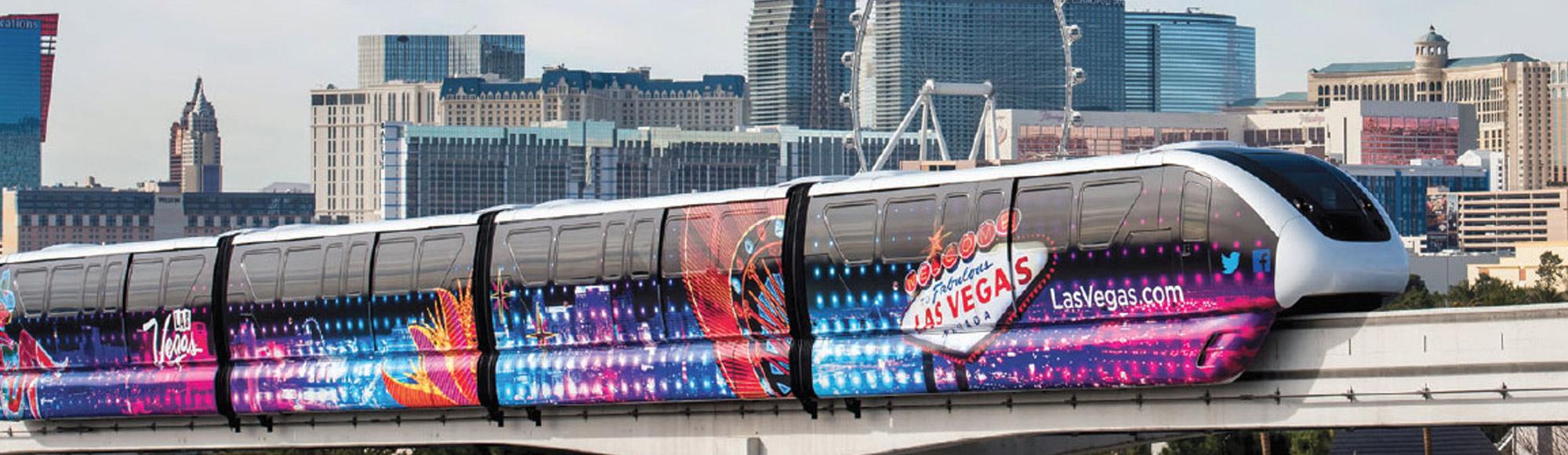 Las Vegas Monorail attraction