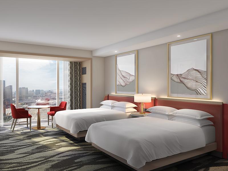 Premium Room - Two Queen Beds