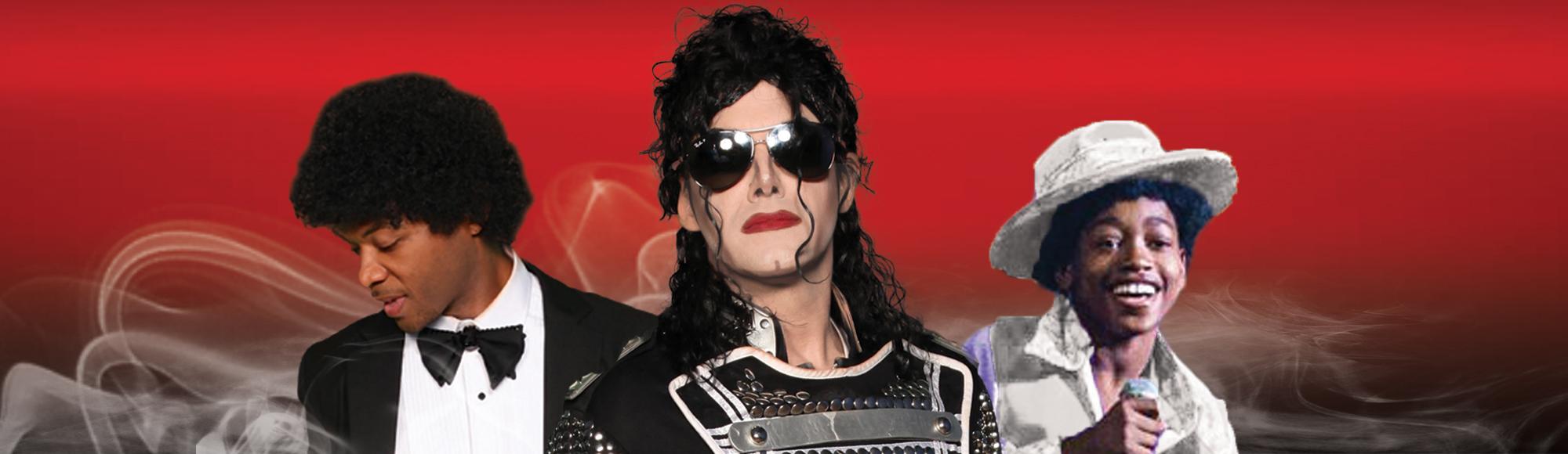 MJ The Evolution show