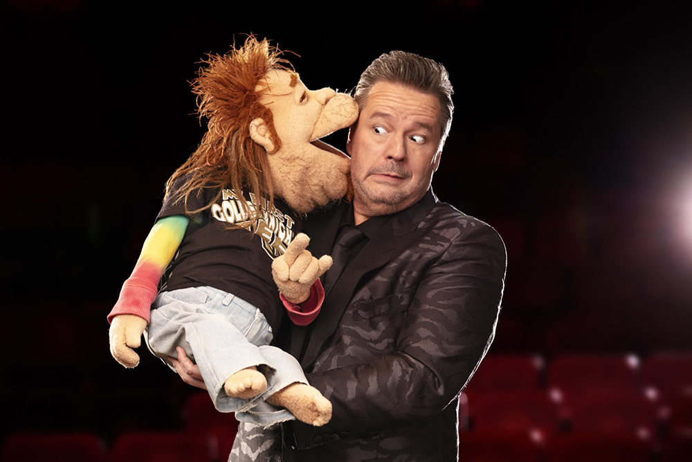 Terry Fator: Who's the Dummy Now - Duggie