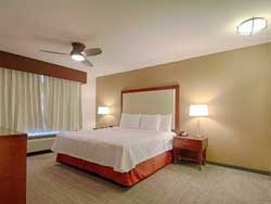 1 King Bed 1 Bedroom Suite With Sofabed - Hearing Accessible, Non-Smoking