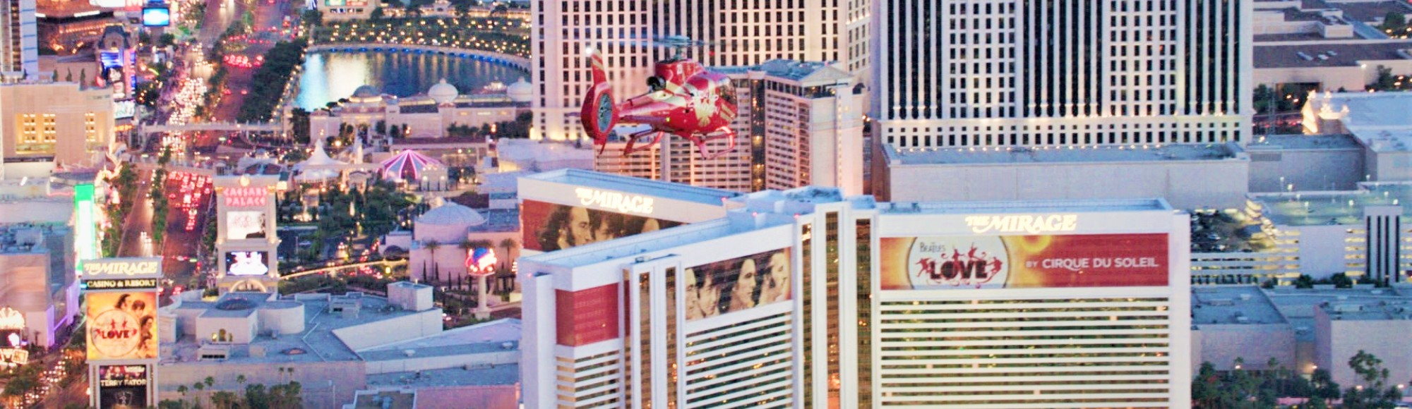 Ace of Adventure Air Tour with Limo tour