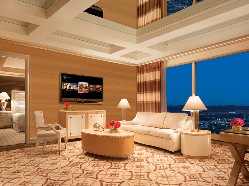 Wynn Tower Suite Parlor