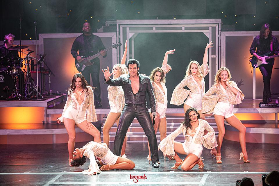 Legends in Concert - Elvis Tribute