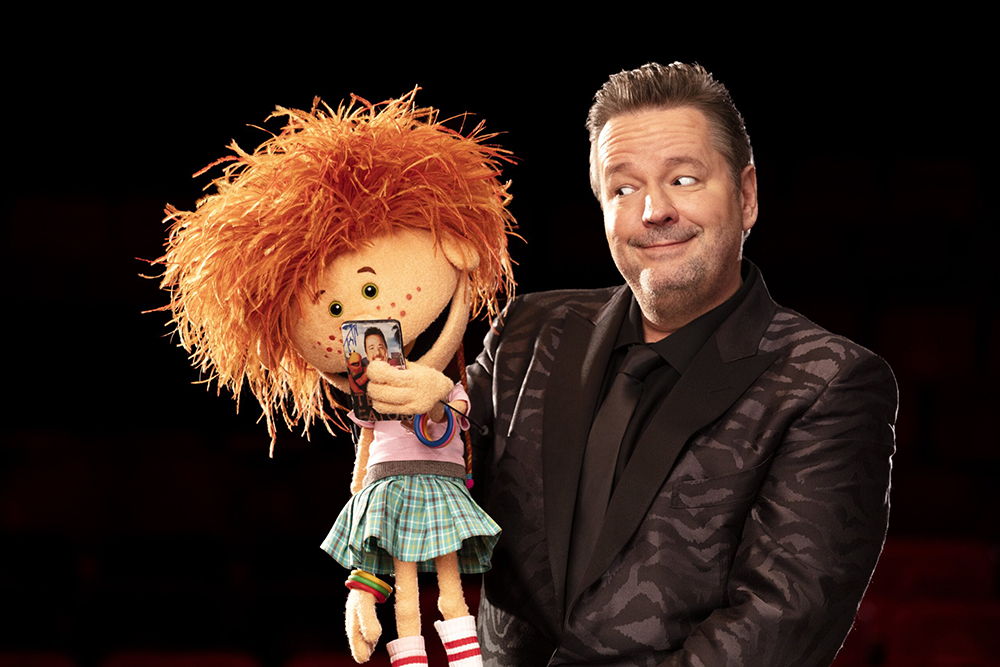 Terry Fator: Who's the Dummy Now - Emma Taylor