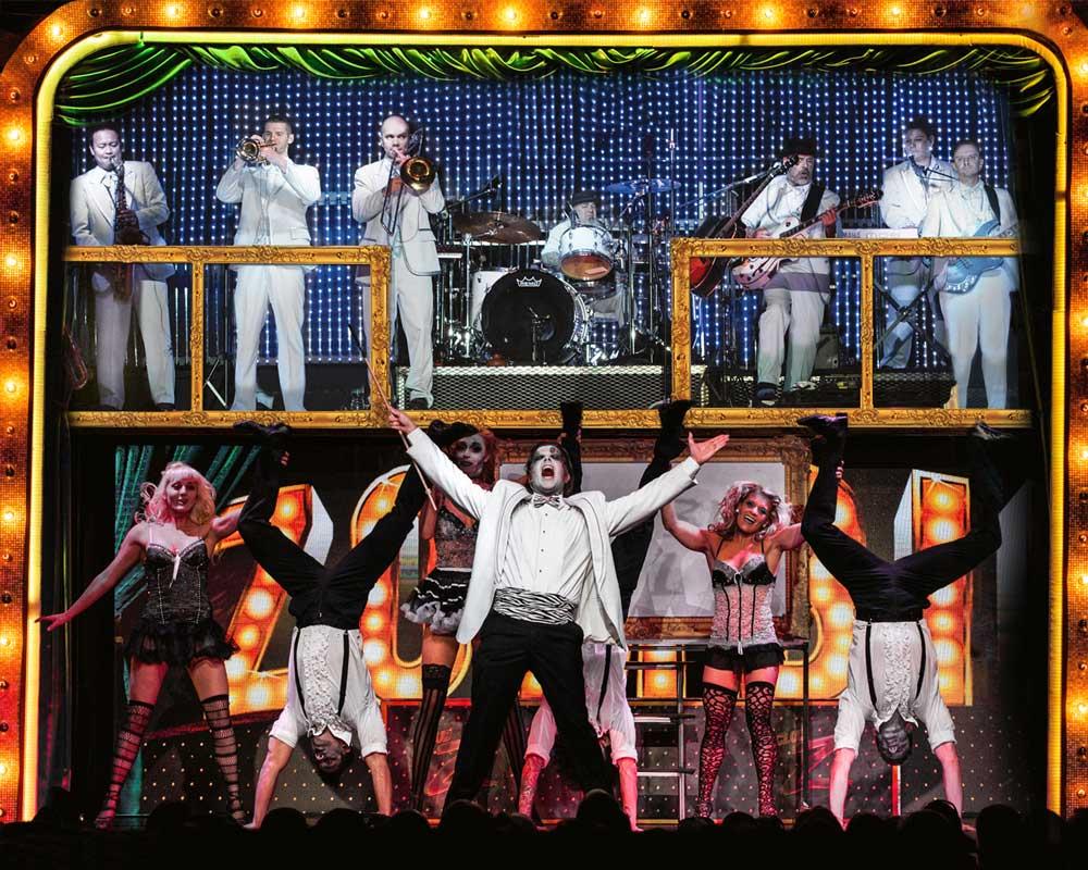 Zombie Burlesque - Zombie Burlesque