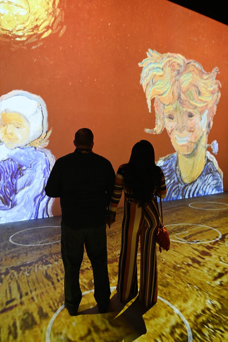 Immersive Van Gogh - Immersive Van Gogh Slideshow 2