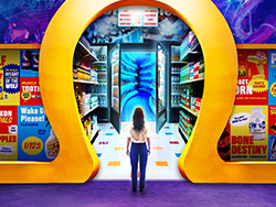 Meow Wolf's Omega Mart