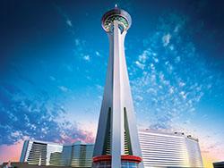 Stratosphere Tower Observation Deck