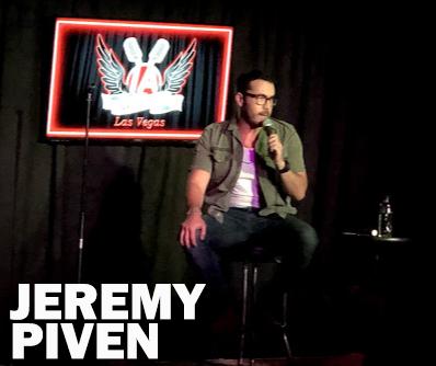 LA Comedy Club - LA Comedy Club Jeremy Piven