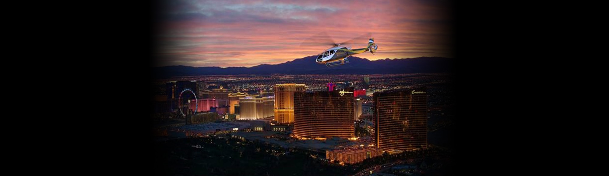 City Lights Helicopter Strip Tour - Prices