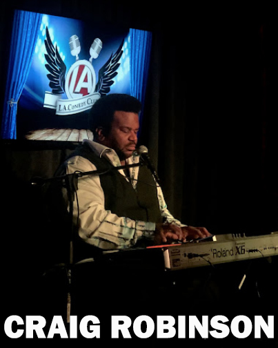 LA Comedy Club - LA Comedy Club Craig Robinson