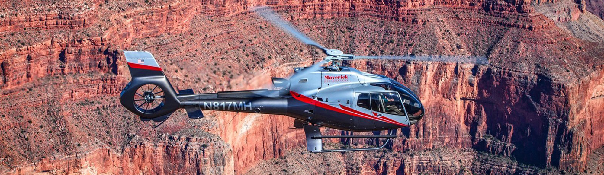 Grand Canyon West Rim & Helicopter 6 in 1 tour