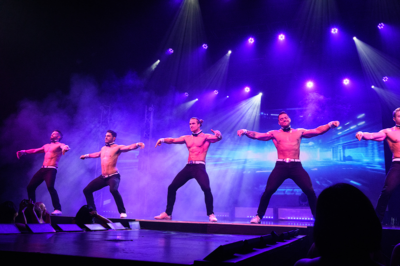 Chippendales - Chippendales Slideshow 8