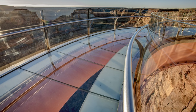 Grand Canyon West Admission - Grand Canyon West Skywalk