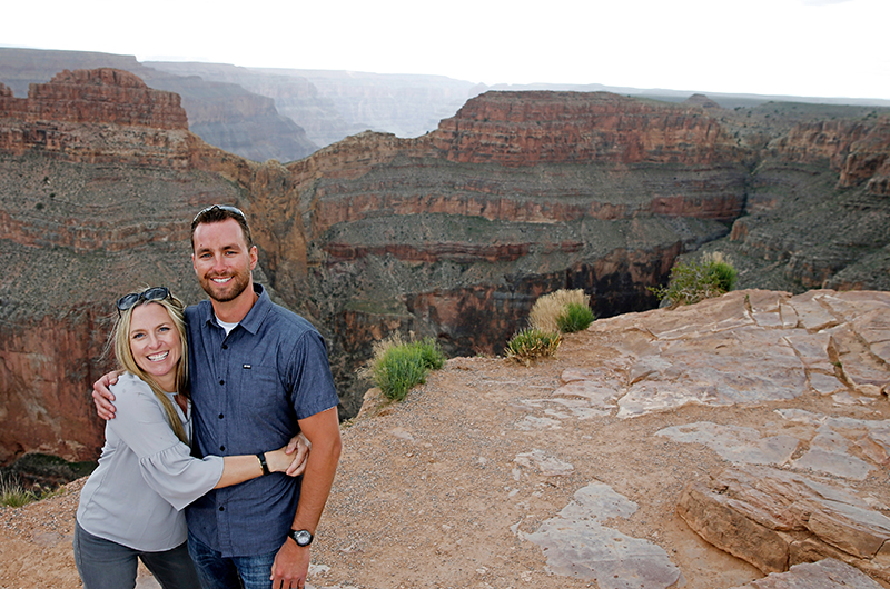 Grand Canyon Experience - Grand Canyon Photo Op Location