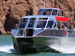 Colorado River Jet Boat to Lake Havasu