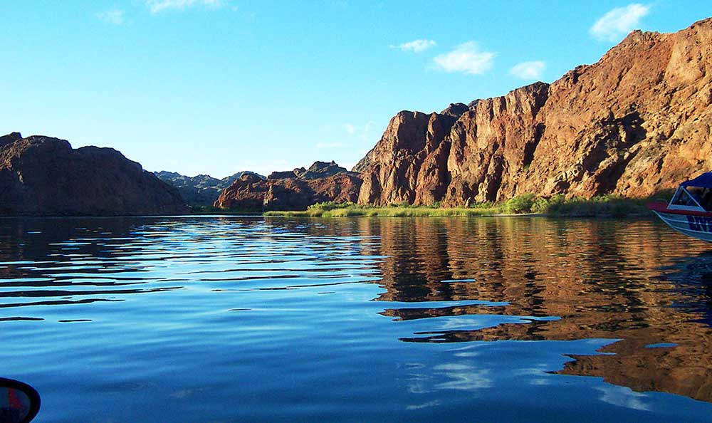 Colorado River Jet Boat to Lake Havasu - Colorado River Jet Boat Tour