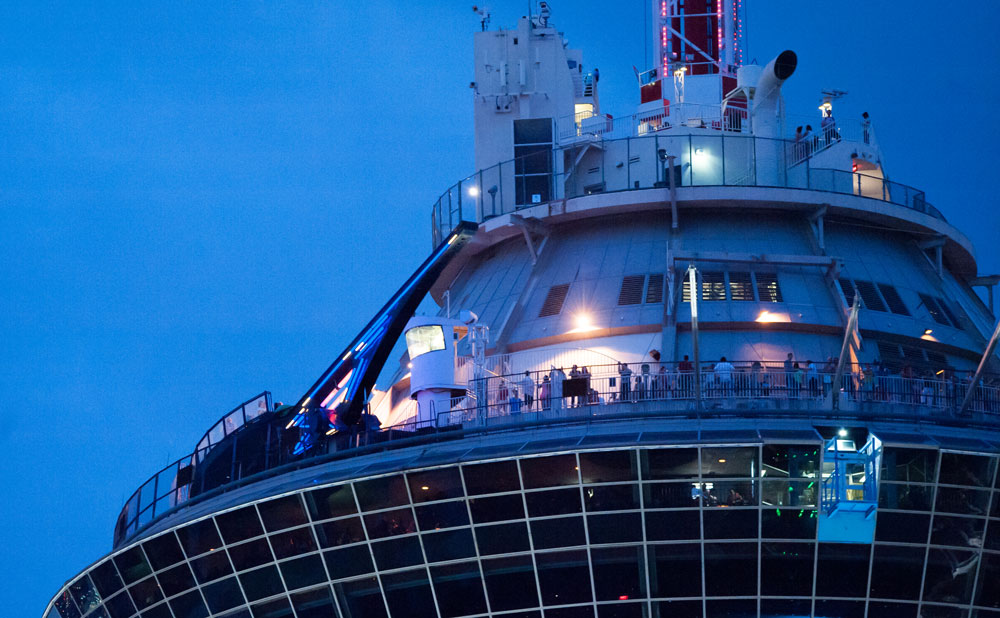 SkyPod Observation Deck Experience -
