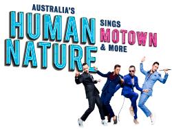 Australia's Human Nature Sings Motown and More
