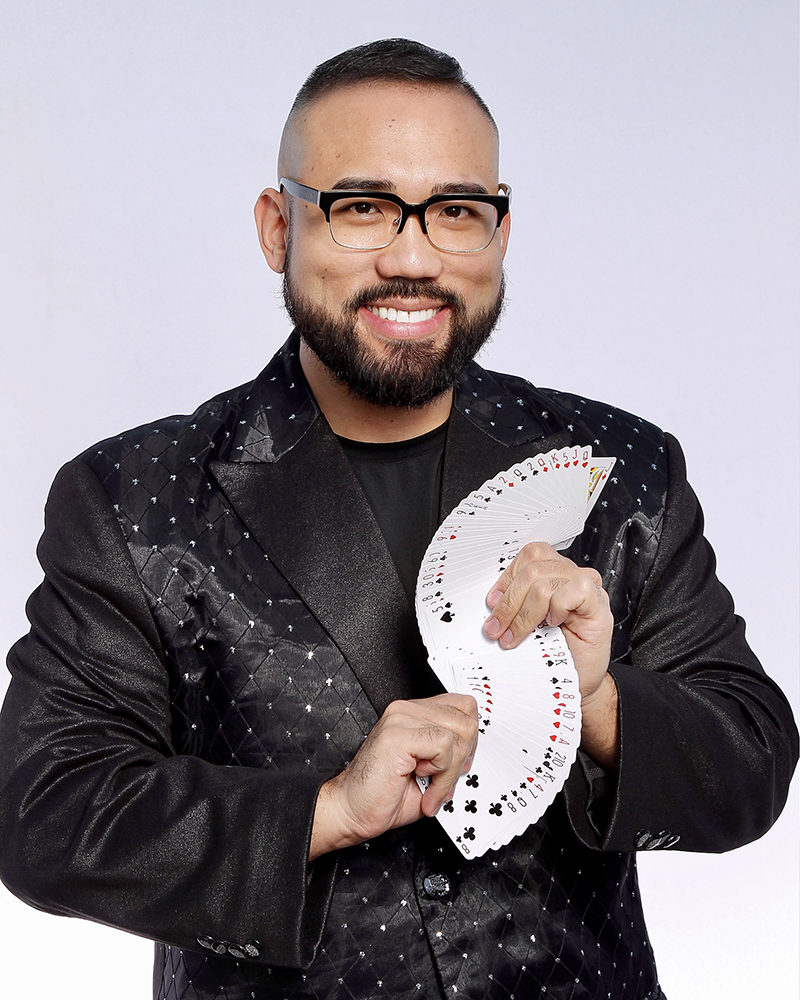 House of Magic - House of Magic Justin Rivera