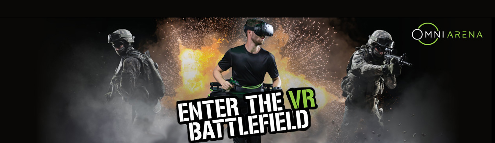 VR - Virtual Reality Experience attraction