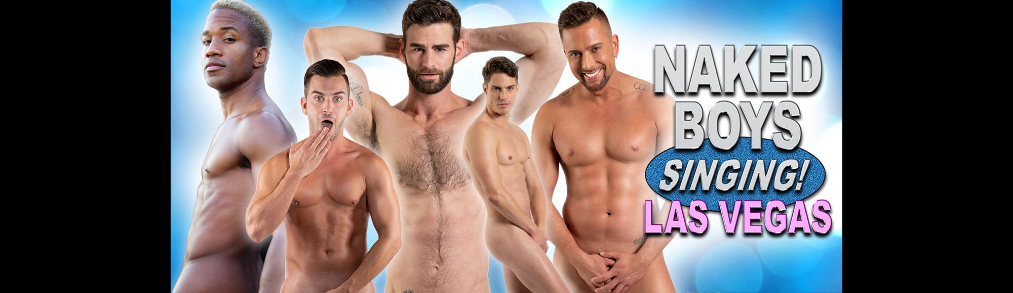 Naked Boys Singing show