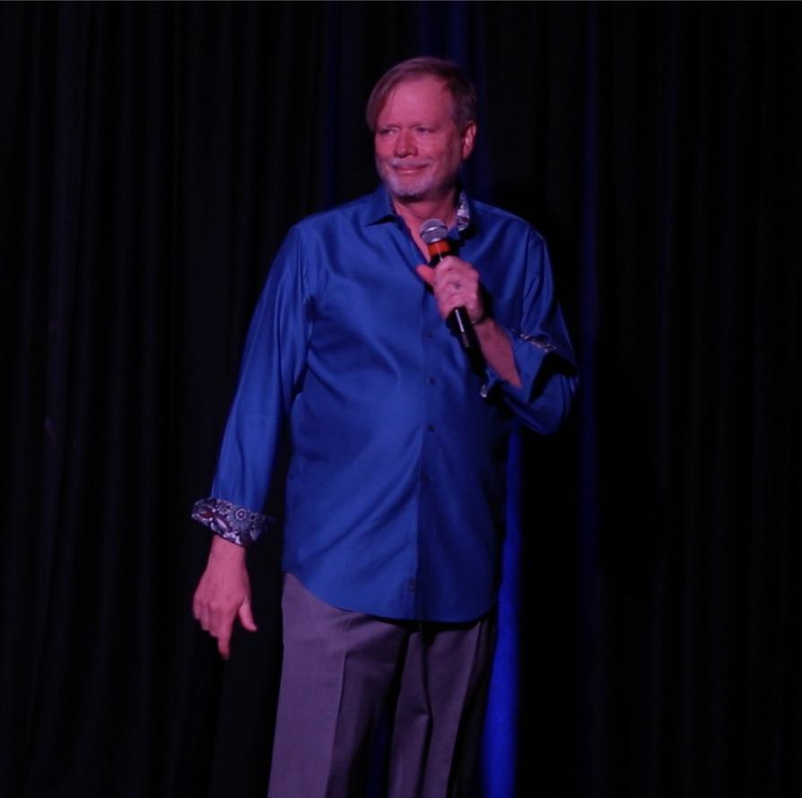 Delirious Comedy Club - Guy Fessenden
