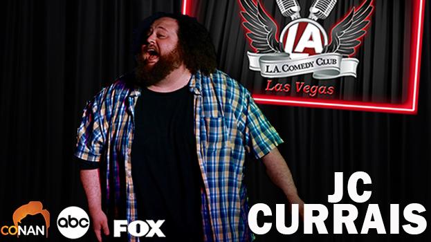 LA Comedy Club - LA Comedy Club JC Currais
