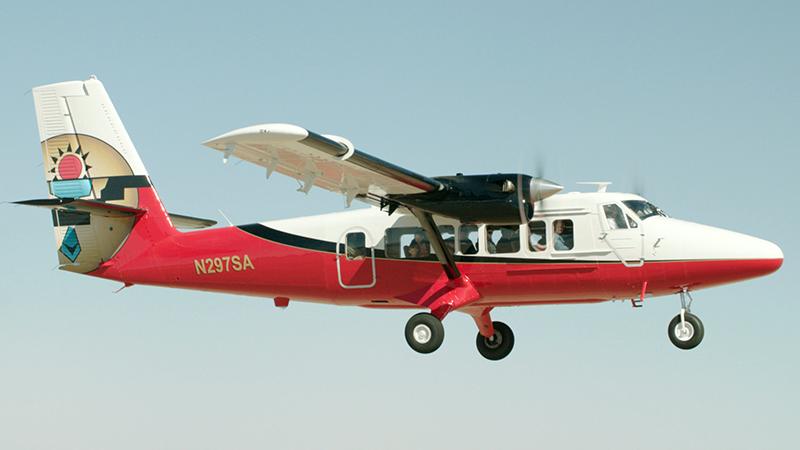 Grand Canyon Voyager - Tour Airplane