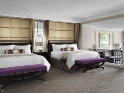 The Venetian Prestige Club Lounge Luxury Two Queen Suite