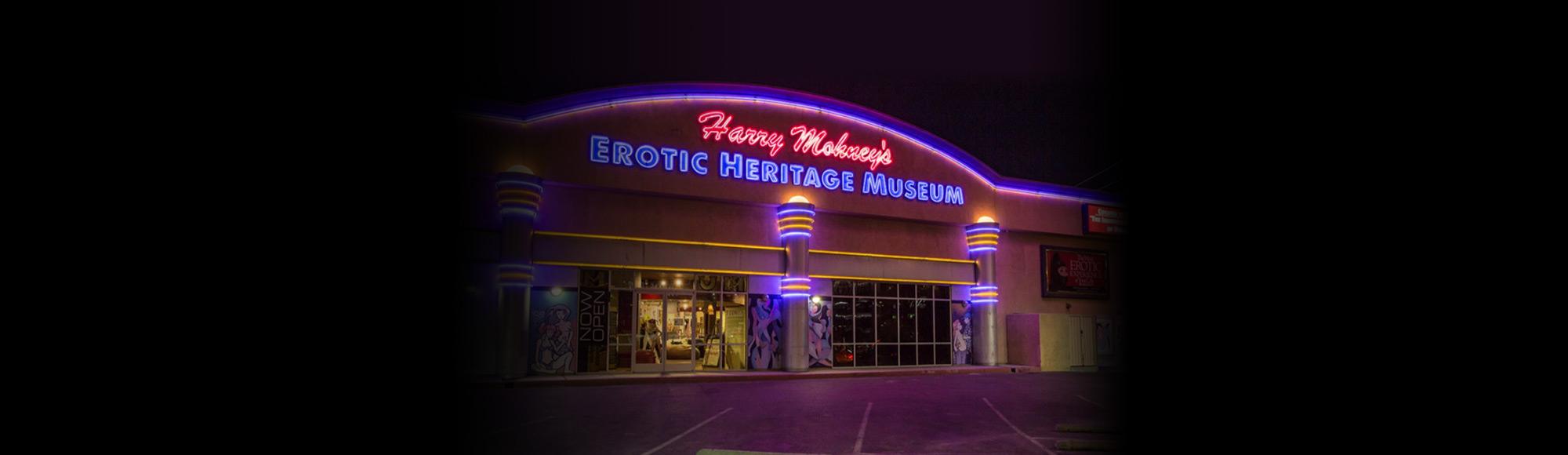 Erotic Heritage Museum attraction